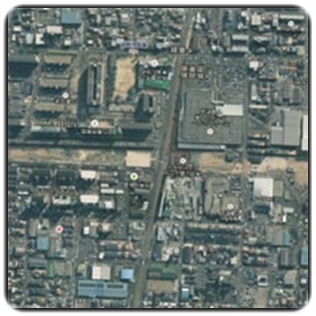 韮崎市グーグルマップ